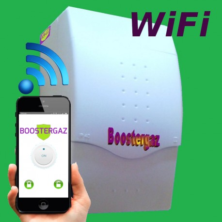 DIFFUSEUR LACRYMOGÈNE WiFi