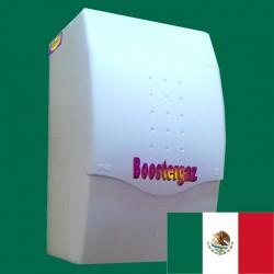 BOOSTERGAZ MEXIQUE ANTIVOL A GAZ LACRYMOGENE