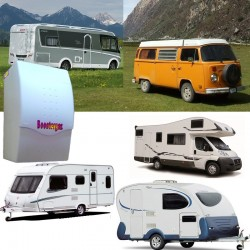 ALARME CAMPING-CAR ANTI INTRUSION BOOSTERGAZ