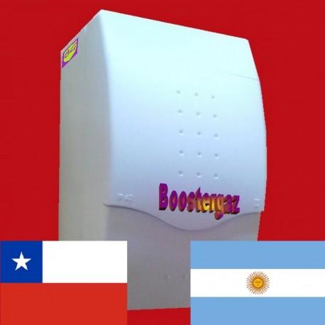 BOOSTERGAZ CHILI ARGENTINE ANTIVOL GAZ AU POIVRE