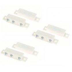 Lote de 3 Interruptores Magnéticos NA/NC 3 contactos